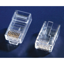 One Part Cat6 Plug