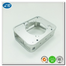 CNC machining micro projector enclosure aluminium case