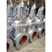 JIS 10k Big Size Stainless Steel Gate Valve