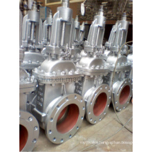 JIS 10k Stainless Steel Big Size Gate Valve