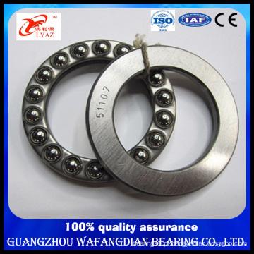 Rolamento de rolamento de rolamento de impulso de aço inoxidável / rolamento de esferas de impulso 54214