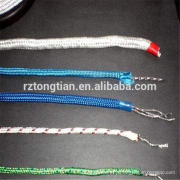 Corda do núcleo da ligação da trança do polipropileno da rede de pesca