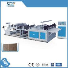 PVC Pet Roll Heat Pressing Transverse Computer Cutter Maschine
