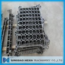 base tray by sand casting, heat-resistant high alloy casting for petrochemical furnace parts