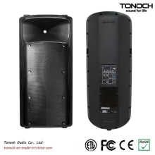 Hot Sale Dual 15 polegadas bi-AMP Active Speaker