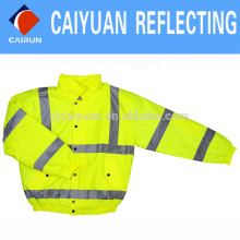 CY Reflective Safety Cloth Vest for Winter