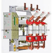 YFGZ16-12 Indoor AC Hv sous vide charge interrupteur avec sectionneur