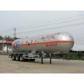 12.8m Liquefied Gas Transport Semi Trailer