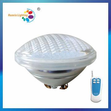 Luz de piscina LED de 24W con control remoto