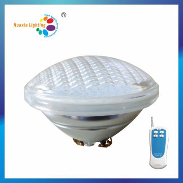 24W Glass LED Pool Light with Remote Control