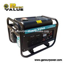Generador de China Generador de gasolina de potencia máxima 2500w marco fuerte