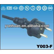 Fiche moulée de câble HO7 RN-F