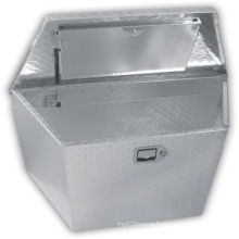 Waterproof Shockproof Portable Aluminum Empty Case