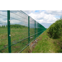 Berkualiti tinggi Wire Mesh Security Fencing Panels