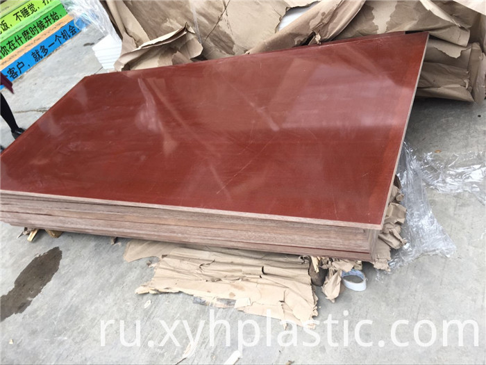For Electric Motors Cotton Cloth Phenolic Laminate