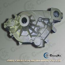 High Quality A356 Automobile Water Pump Cover Aluminium Gravity Cast