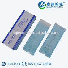 Disposable Clear Self Seal Sterilization Disinfection Pouch