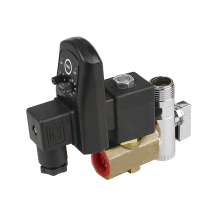2/2 Way KLPT Electronic Drain 1/2 inch Water Valve with Timer