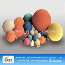 Kondensator Reinigung Gummischwamm Ball