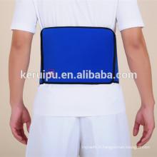 Orthèse de ceinture de dos réglable - aide à soulager le bas du dos Douleur, sciatique, scoliose