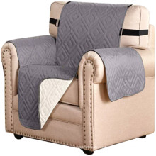 Fundas reversibles para sillas Funda de sofá antideslizante para muebles