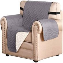 Reversible Stuhlhussen Möbel Anti-Rutsch-Couchbezug