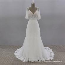 2021 White Fashion Bridal Tulle Mariage Women dresses wedding dresses woman