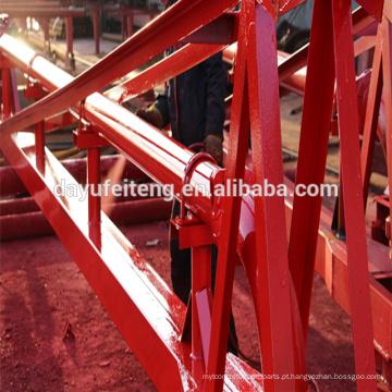 bomba concreta que coloca o crescimento hg38 HGY constriuction que constrói equipamentos de construção fornecedor da porcelana