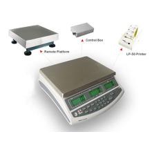 Échelles de comptage de l'échelle de pesée (JS-AZ)