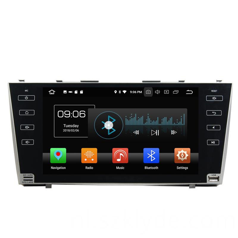 Camry 2011 stereo dvd player