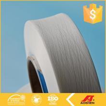 Fil de spandex 40D pour tissu coton / polyester