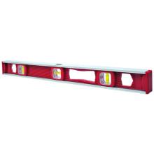 Пластиковый уровень с алюминиевой рамкой (700501)