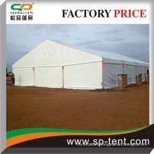 15x30m big warehouse gable tent in aluminum frame