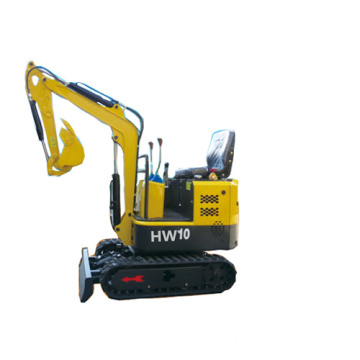 Walk-behind Mini Crawler Excavator te koop