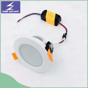 """3 """"~ 8"""" 3W ~ 15W Haute puissance LED encastrée SMD 5730 Downlight pour projet et commercial"""