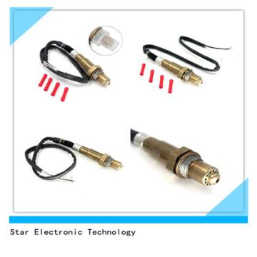 O2 Sensor oxigênio Sensor Lambda para VW Renault Citroensensor para VW Wirerenault 4 Citroen Ford Volvo Hyundai 4 fio