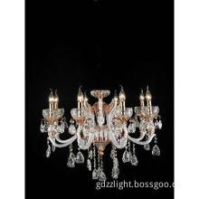Modern Crystal Lamp Chandelier Lighting Fixtures