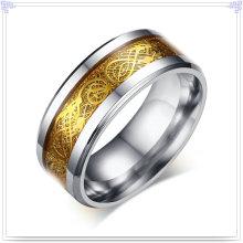 Jóias de moda de aço inoxidável jóias anel de moda (SR244)