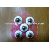 plastic Roller body Massage