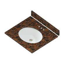 Lows Granite Bathroom Vanity Top with Under-mount Single SinkNew