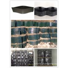 China Fabricantes de Geocell HDPE liso para venda