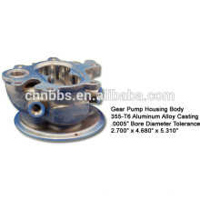 High-quality precision casting machining gear pump