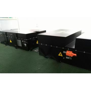 O sistema de bateria de lítio 48V 80AH com BMS