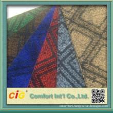 Jacquard Car Carpet Fabric by Rolls
