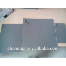 Tamanho branco da placa da espuma do PVC 1.22 * 2.44m, placa grossa da espuma do pvc do celuka de 12mm
