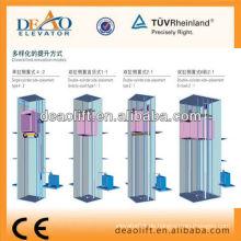 Günstige hydraulische Lift
