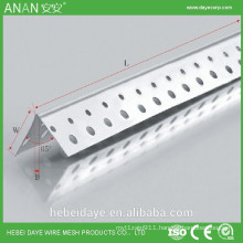 curved inside drywall molding corner bead for construction