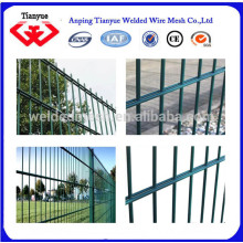 Certificat SGS double clôture