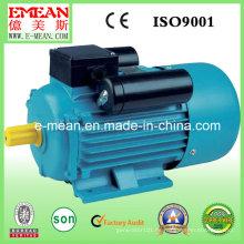 Yc monofásico pequeño motor eléctrico de CA