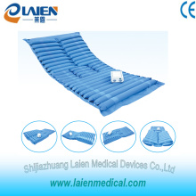 Turn over pressure relieving mattress with toilet hole